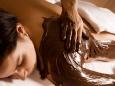 Chocolate body treatment