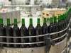 Wine bottling machines