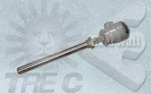 Resistenze Intubate Aria/Gas ATEX (riscaldamento indiretto)