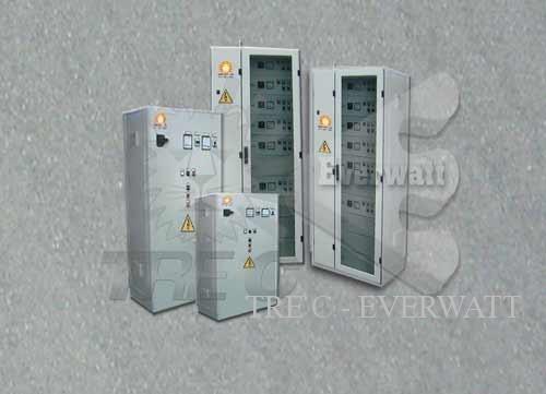 Quadri elettrici per il controllo di processo di resistenze elettriche