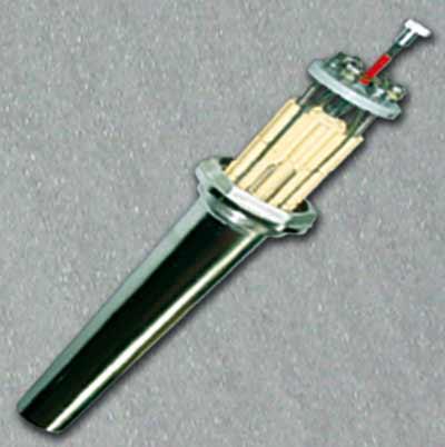 Riscaldatori Monotubo per immersione
