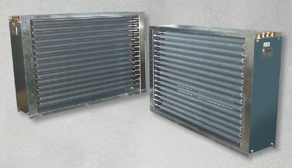 Batterie di Riscaldamento Aria