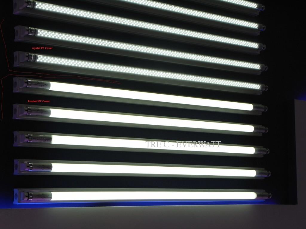 Tubi LED con attacco T8
