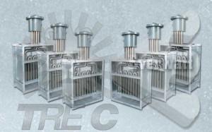 Batterie di Riscaldamento Aria ATEX