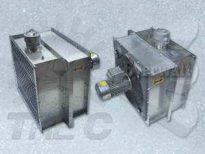 Aerotermi Elettrici ATEX (Batterie elettriche con ventilatore)